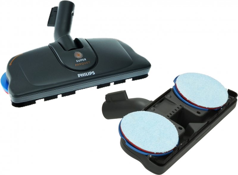 brosse super parquet pour aspirateur philips fc9228 pi ces. Black Bedroom Furniture Sets. Home Design Ideas