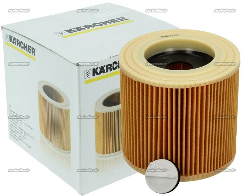 Cartouche filtre pour aspirateur karcher a 2054 pi ces - Filtre aspirateur karcher ...