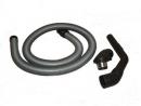 FLEXIBLE COMPLET POIGNEE + TOURELLE pour aspirateur MIELE S 227 -> S 240