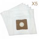 5 sacs Microfibre aspirateur FAR A 2161