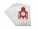 5 sacs Microfibre aspirateur MIELE S4 - S6