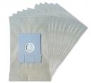 10 sacs aspirateur BOSCH BSN 1700 - BSN 1810 - BSN 2010