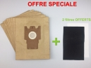 10 sacs aspirateur MIELE S7000