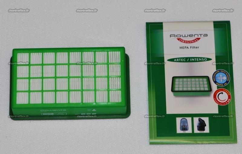 Filtre hepa 10 haute filtration pour aspirateur rowenta - Filtre aspirateur rowenta ...