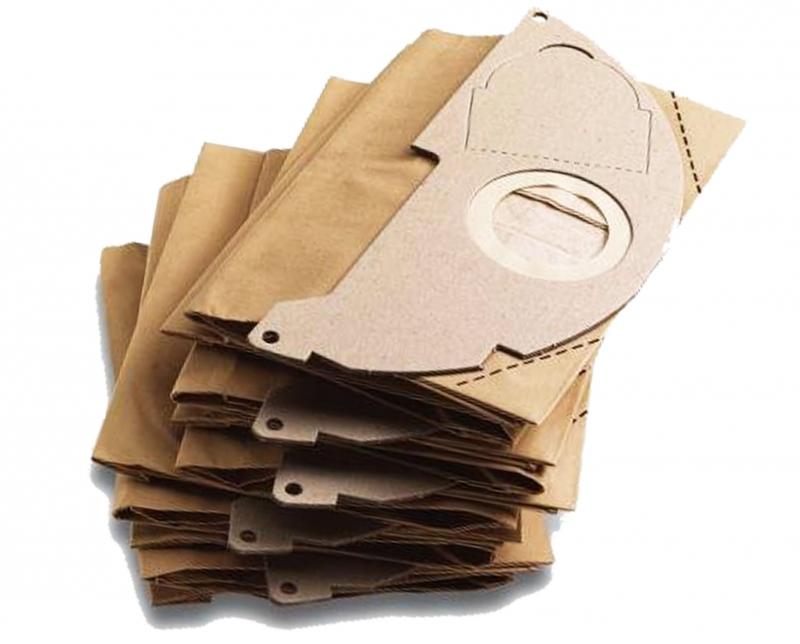 5 sacs aspirateur karcher mv2 acheter poche papier. Black Bedroom Furniture Sets. Home Design Ideas