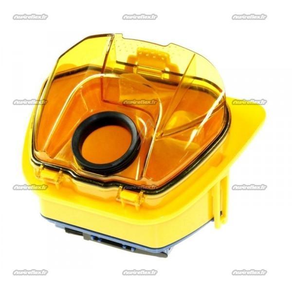 bac filtre aspirateur moulinex compacteo ergo cyclonic rs rt900191. Black Bedroom Furniture Sets. Home Design Ideas