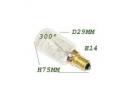 LAMPE VISSE E14 40W 300 pour FOUR  ELECTROLUX ARTHUR MARTIN FAURE AEG