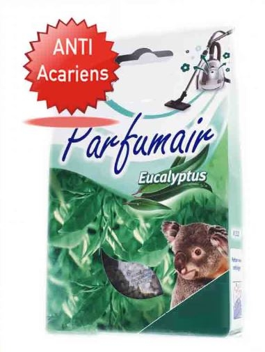 Parfum aspirateur anti acariens l 39 eucalyptus for Anti acariens maison