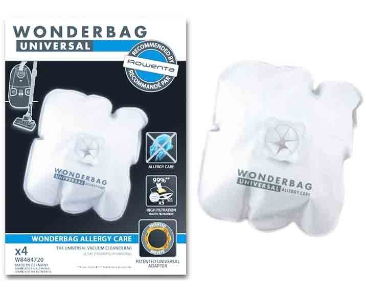 sac aspirateur wonderbag allergy care wb484720. Black Bedroom Furniture Sets. Home Design Ideas