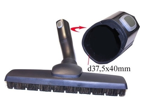 brosse sols durs aspirateur electrolux ultra silencer 2192699219. Black Bedroom Furniture Sets. Home Design Ideas