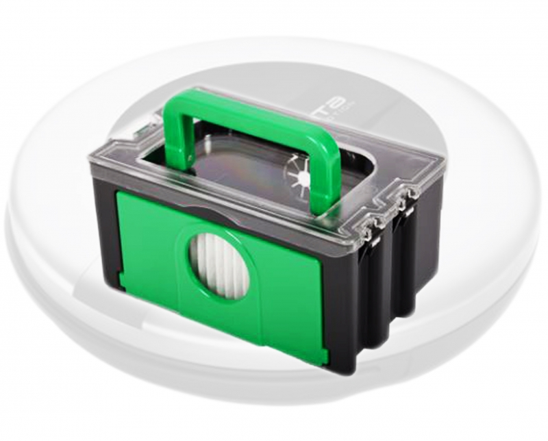 bac poussi re aspirateur robot rowenta rr702701 extrem 39 air motion rs rt900212. Black Bedroom Furniture Sets. Home Design Ideas