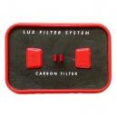 1 filtre moteur charbon aspirateur LUX 01