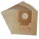 10 sacs aspirateur HOOVER CAPTURE SERIE - TCP 1600-2499